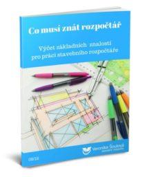 e-book Co musí znát rozpočtář